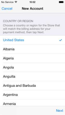 choose-your-country-on-app-store-screenshot