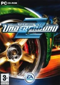 Need for Speed Underground 2 Cover
